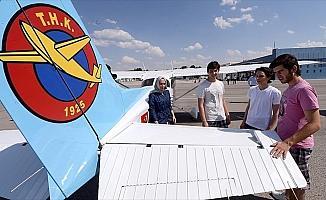 THK binlerce gence ücretsiz havacılık kursu veriyor