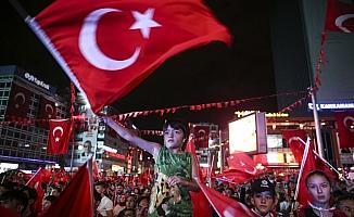 15 Temmuz Demokrasi ve Milli Birlik Günü Buluşması