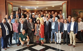 Anadolu Yayıncılar Derneği'nden Azerbaycan'a Çıkarma