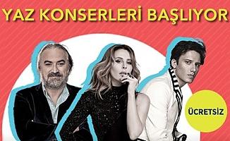 Ankara Yaz Konserleri Başlıyor! Hangi Sanatçı, Ne Zaman Sahne Alacak?
