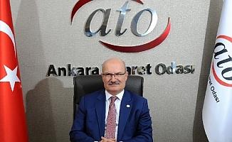 "ATO'nun ""Ankara'dan 100 rotaya direkt uçuş"" hedefi"