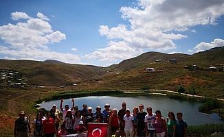 Bozkır'da turistik gezi