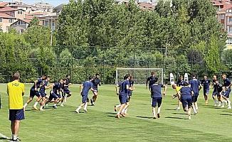 Fenerbahçe İsviçre yolcusu