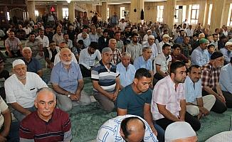 Sarıkaya'da 15 Temmuz şehitleri için mevlit okutuldu