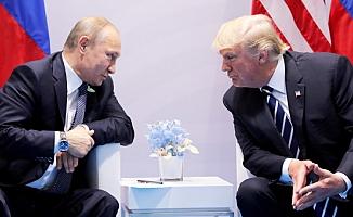 Trump ve Putin buluşuyor!