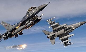 TSK'dan hava harekatı: 8 terörist etkisiz hale getirildi