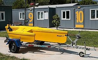 Yerli 'insansız deniz aracı'