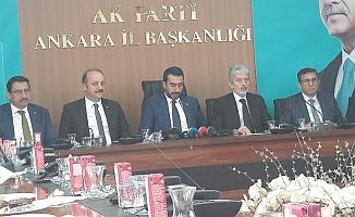AK Parti Ankara İl Başkanından 6. Olağan Kongreye İlişkin Açıklama