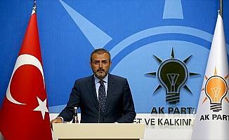 AK Parti Sözcüsü Ünal: Türkiye, ABD'nin kaybetmeyi göze alabileceği bir müttefik değildir