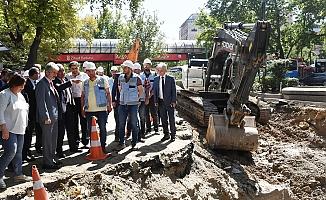 Ankara'da Su Taşkınlarının Önüne Geçilecek!