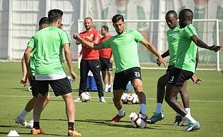 Atiker Konyaspor, Antalyaspor maçına hazır