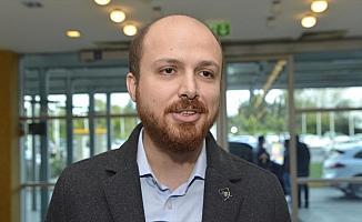Bilal Erdoğan'ın üçüncü çocuk sevinci