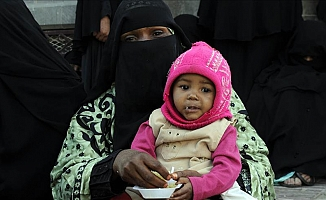 BM'den Hudeyde'de 90 bin kadının tehdit altında olduğu uyarısı