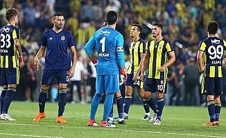 Fenerbahçe'den Şampiyonlar Ligi'ne yine erken veda