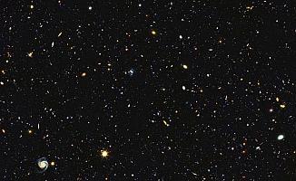 Galaksi panaroması görüntülendi
