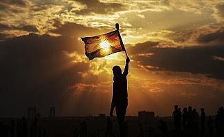 Gazze'deki Büyük Dönüş Yürüyüşü'nün bilançosu: 155 şehit