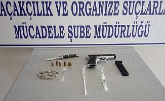 Kayseri'de polis operasyonu
