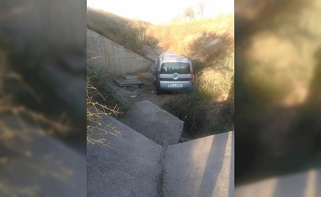 Kırıkkale'de trafik kazaları: 8 yaralı