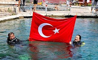 Milletvekili Günay, zaferi Sakarya Nehri'nin doğduğu kaynakta kutladı