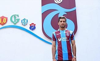 Trabzonspor'da Vahid Amiri'nin sakatlığı için açıklama