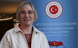 Türkiye'nin Abidjan Büyükelçisi Esra Demir: Maarif Vakfı'na devredilen okullar örnek oluyor