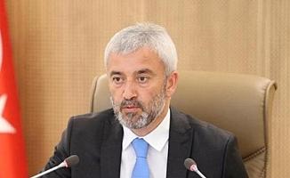 AK Parti'li Ordu Büyükşehir Belediye Başkanı Enver Yılmaz istifa etti