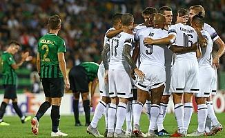 Akhisarspor ilk Avrupa maçında mağlup