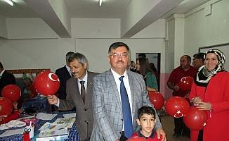 Bahşili'de İlköğretim Haftası kutlandı
