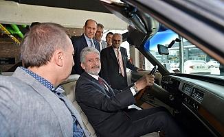 Başkan Tuna Otonomi'yi Ziyaret Etti...