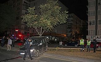 Başkent'te yaralamalı trafik kazası
