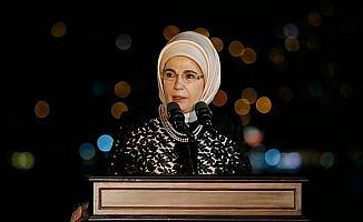 Emine Erdoğan'dan Kerbela mesajı