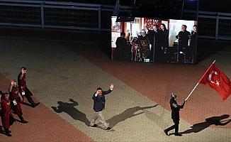 Erdoğan Kırgızistan'da Dünya Göçebe Oyunları açılış törenine katıldı