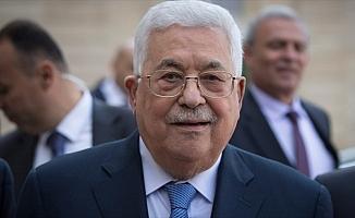 Filistin Devlet Başkanı Mahmud Abbas: İsrail ile müzakerelere başlamaya hazırız