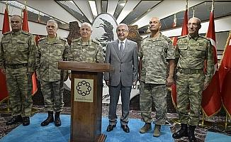 Genelkurmay Başkanı Orgeneral Güler birlikleri denetledi