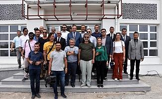Kayseri'de emniyetin yeni hizmet binaları tanıtıldı