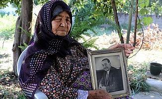 Menderes'in köyünde bitmeyen acı