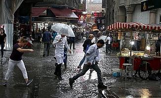 Meteoroloji uyardı, metrekareye 21-50 kg yağış düşecek