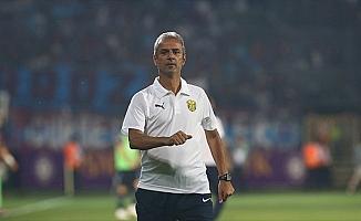 MKE Ankaragücü Teknik Direktörü Kartal: 5 maçta alınan 7 puan kötü değil, ortanın üzerinde
