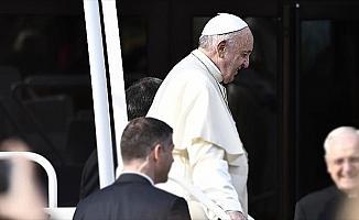 Papa'dan cinsel taciz skandalları yorumu