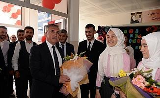 Pursaklar'da İlköğretim Haftası kutlandı