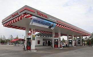 TOTAL, Antalya'da 30. istasyonu açtı