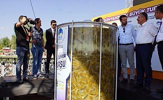 Uluslararası Çubuk Turşu ve Kültür Festivali başladı