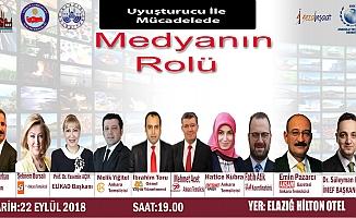 Ünlü Gazeteciler Elazığ'da