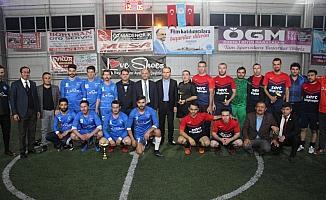 1. Beyşehir Belediyesi Göl Halı Saha Turnuvası
