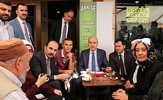 AK Parti Genel Başkanvekili Numan Kurtulmuş, Konya'da