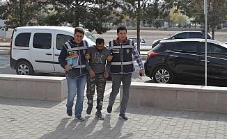 Aksaray'da otomobil hırsızlığı iddiası