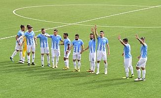 Altındağ Belediyespor'da galibiyet sevinci