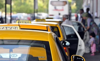 Ankara'da Taksicilere 9 Maddelik Talimat