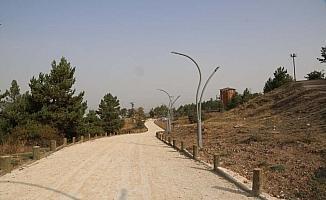 Aydın, Kardeşler Mesire Alanı ve Macera Parkı'nı inceledi