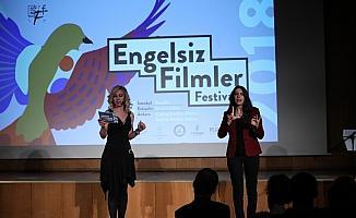 Engelsiz Filmler Festivali ödül töreni
